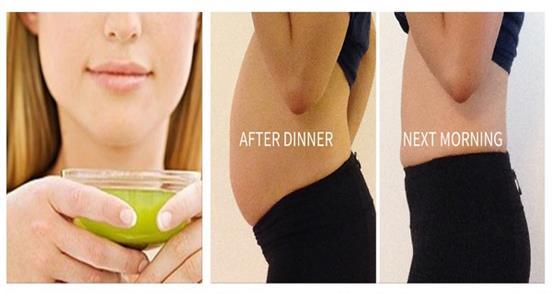 Витамини премахват подуването на стомаха за минути