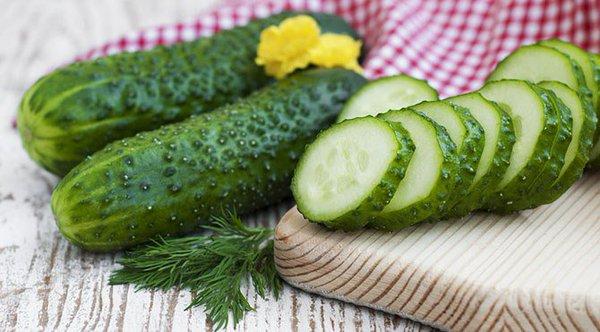 Най-вкусната диета – диета с краставици за сваляне на 7 кг за 14 дни