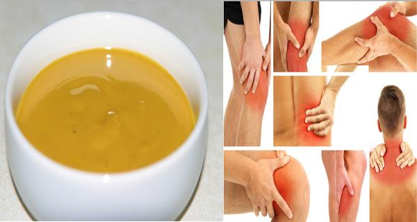 Жена елиминира болките в коленете и ставите си за един ден без да ходи на лекар с помощта на тази рецепта!!!