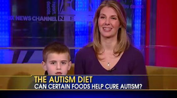 Момченце излекувано от аутизъм благодарение на елиминирането на глутена и млечните продукти от храната му