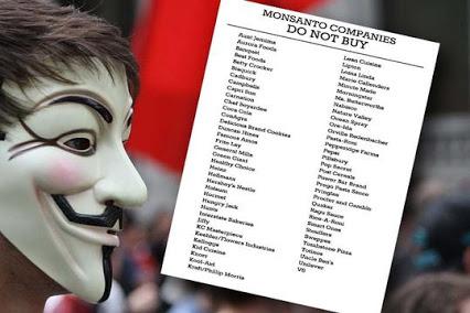 list-monsanto-companies