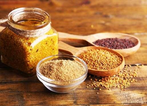 Синапените семена и безбройните им ползи за здравето