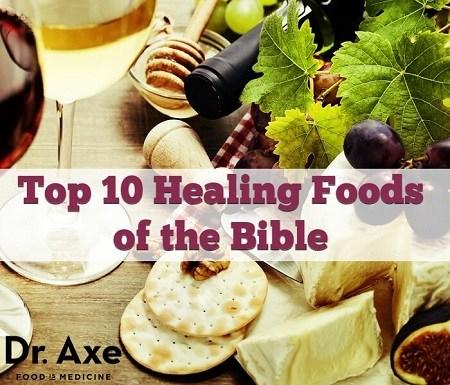 Най-полезните 10 лековити храни в Библията