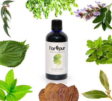 Удивителното действие на етеричните масла за облекчаването на хроничната болка