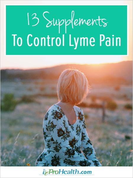Ефикасни лекове контролират болките при лаймска болест… и въобще