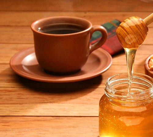 coffee-honey