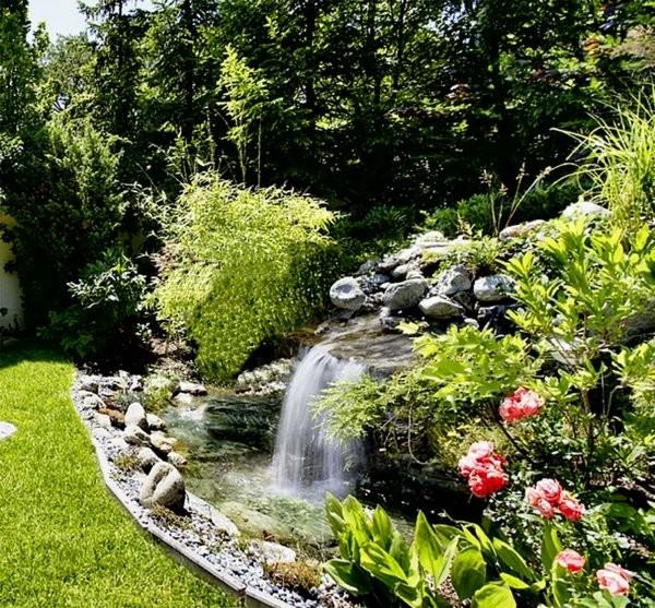 Градина по фън шуй