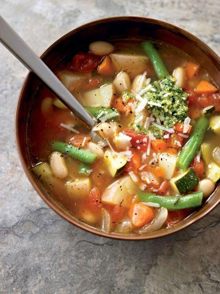 Детокс със супа: Яжте колкото супа искате и се преборете с възпалението, коремните тлъстини и заболяванията