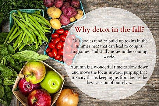 7 стъпки към най-естествената есенна детоксикация
