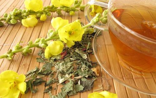 Пречистете белите си дробове с чай от лопен