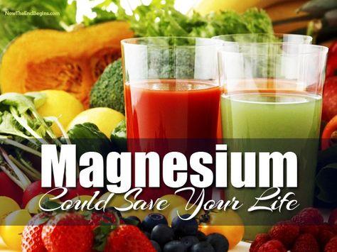 Какво краде магнезия от тялото ти?
