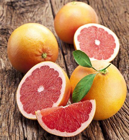 Цитрусови плодове за справяне с високия холестерол