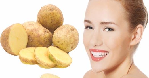 Картофи и красота, удивителните ползи за здрава и красива кожа, предоставяни от този зеленчук