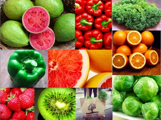Тройното чудо витамин С
