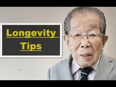 Hinohara-longivity