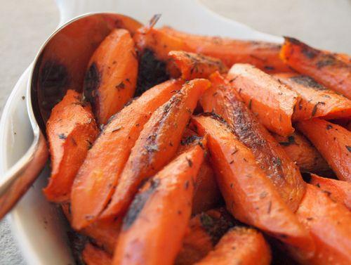 Готвени морковите са много по-полезни за здравето, както и доматите… тиквата…