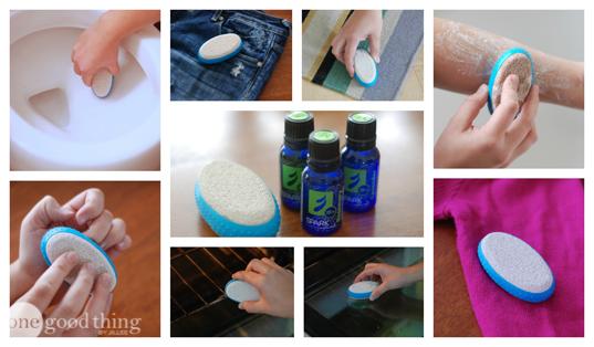 10 практични употреби на пемзата